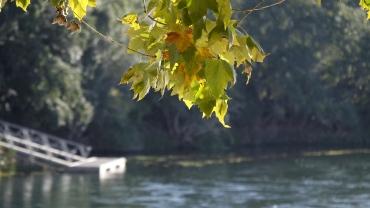 Miravet Ebro orilla